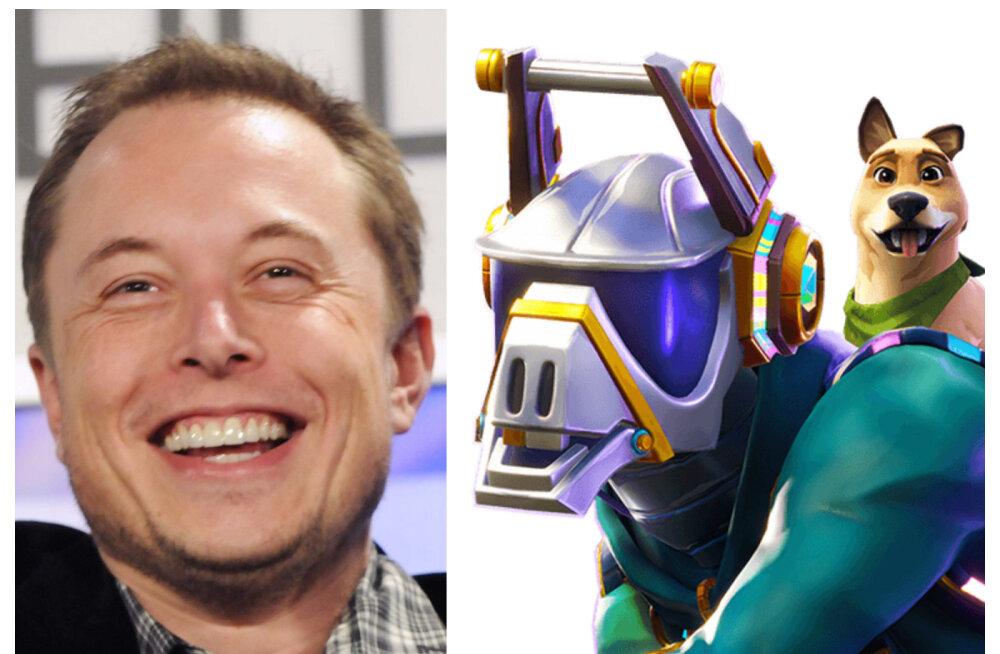 Nädala mängu-uudise tagatuules: kas Elon Muskil on küllalt raha, et Fortnite ära osta ja kustutada?