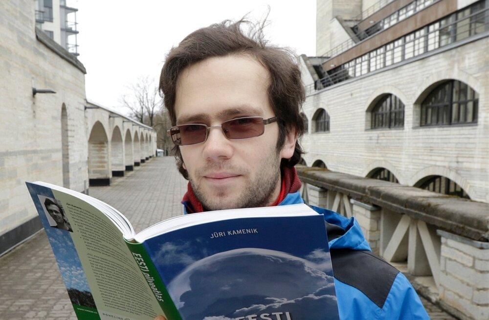 Jüri Kamenik - Eesti pilveatlas