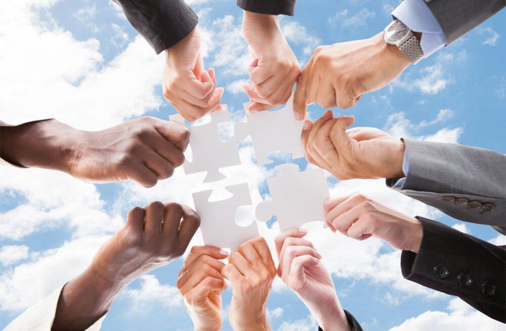 Meeskonna mitmekesisus toob loovuse välja