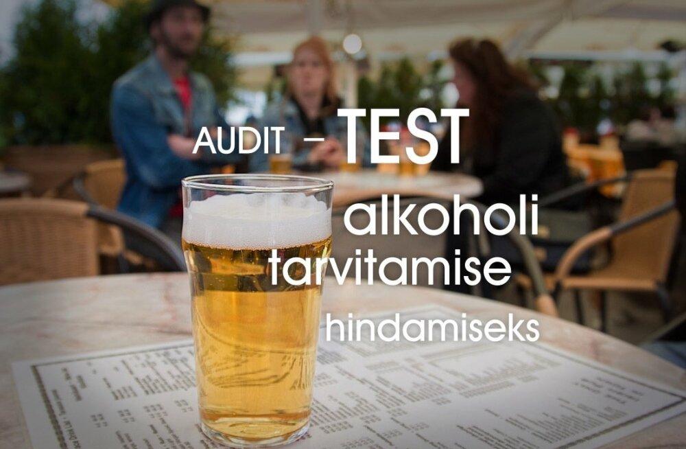 alkoholitest