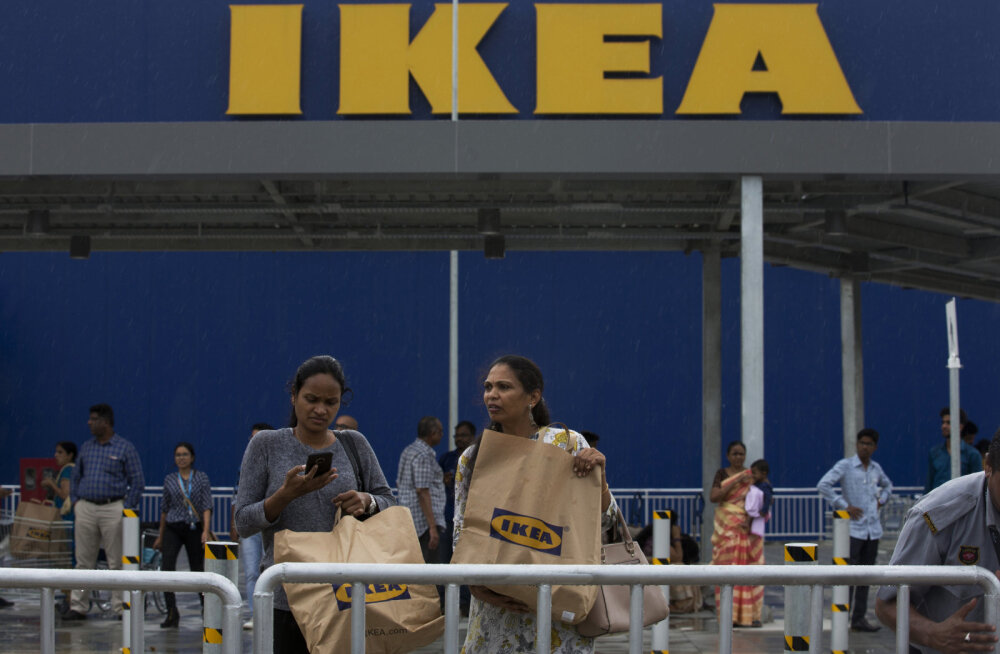 IKEA потеряла на карте целую страну