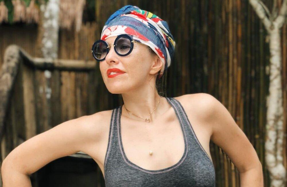 Ксения Собчак арендовала в Таиланде виллу за 2,5 миллиона рублей