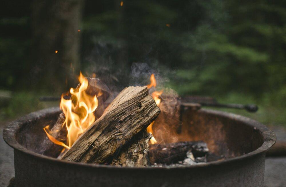 RMK peametsaülem: suurimad ohud metsas on hoolimatu lõkke tegemine ja suitsukonid