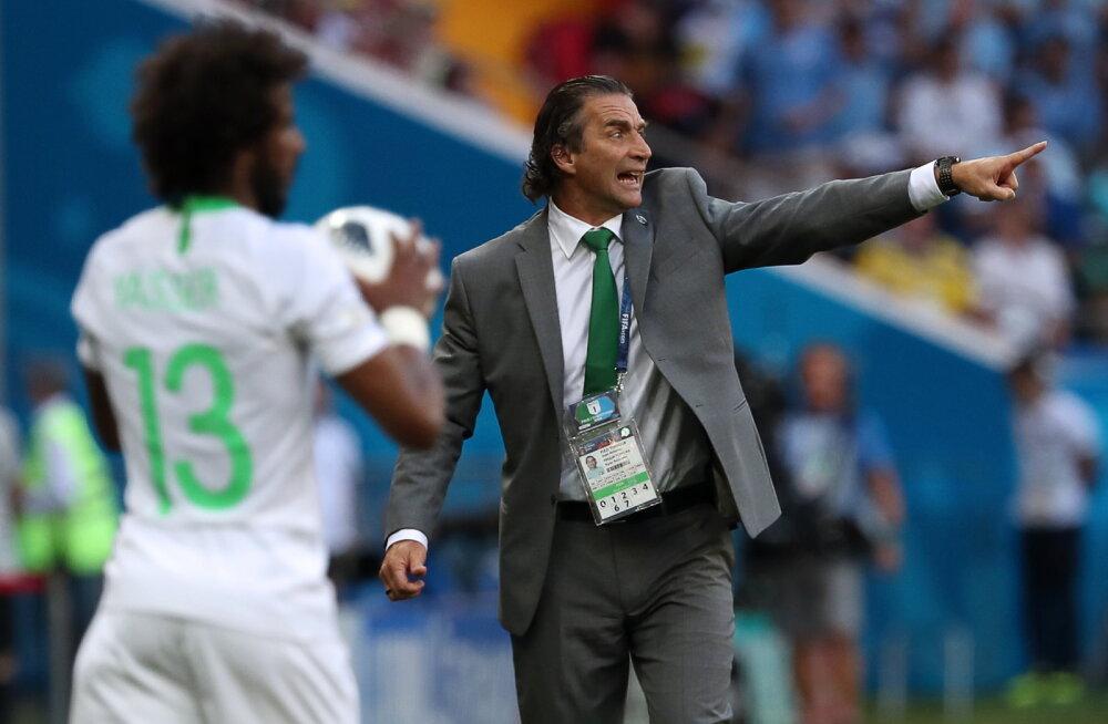 MM-i KOLUMN | Aivar Pohlak: teel ratsionaalsusesse. Uruguay - Saudi Araabia 1:0
