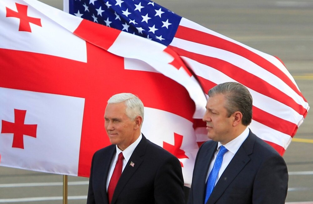 GEORGIA-USA/PENCE