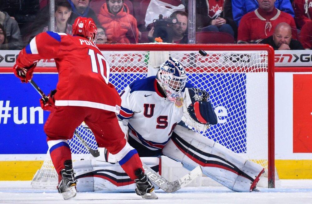 Venemaa (U20) vs USA (U20)