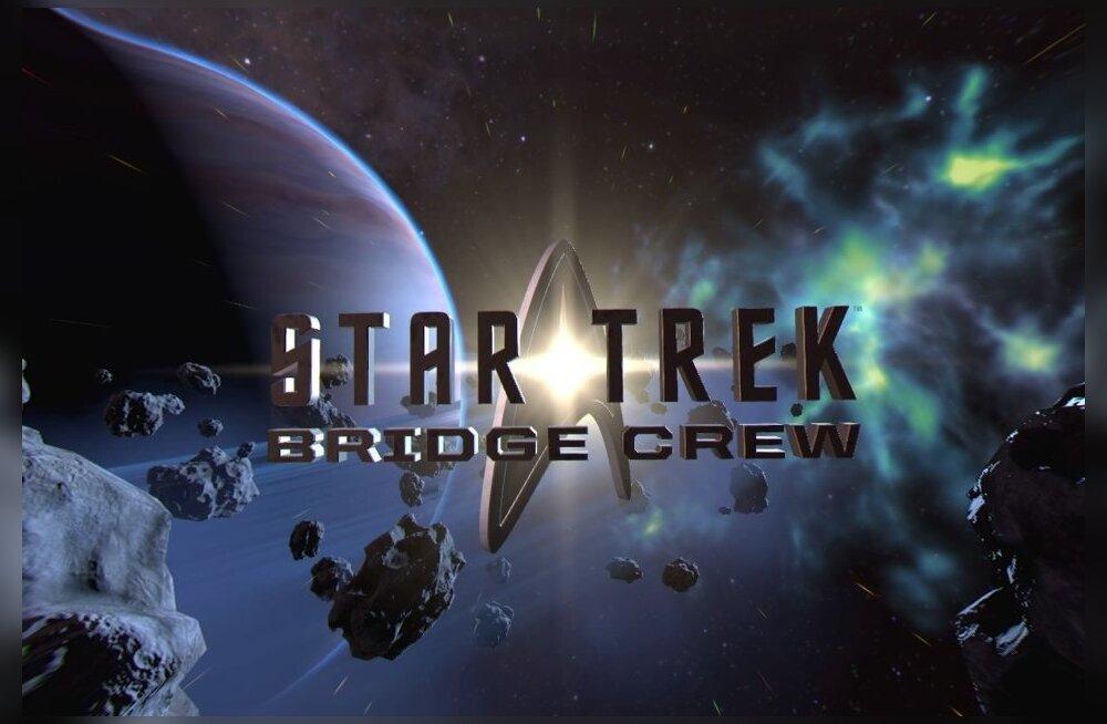 M Kuubis arvustab videomängu: Star Trek: Bridge Crew (PSVR) – äge koostöömäng!