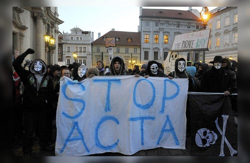 Heimar Lenk ei mäleta, et valijad oleks varem millegi üle nii protestinud nagu ACTA üle