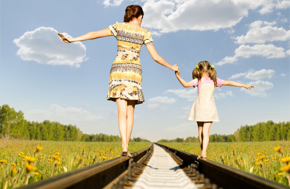 Eluterve kärgpere: soovitused uude suhtesse siirdunud lapsega partnerile
