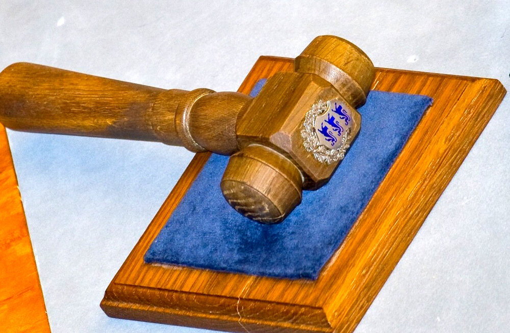 haamer, riigikogu, seadus