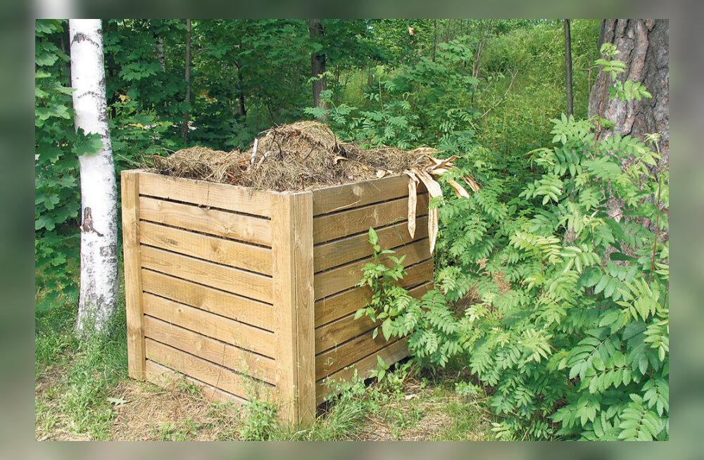 Kompostimise väikesed nõksud