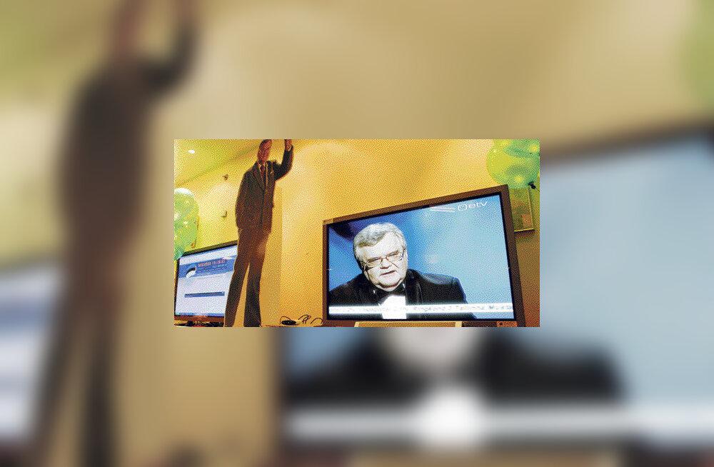 Tallinna TV jäi ainsaks digitele tegevusloa soovijaks