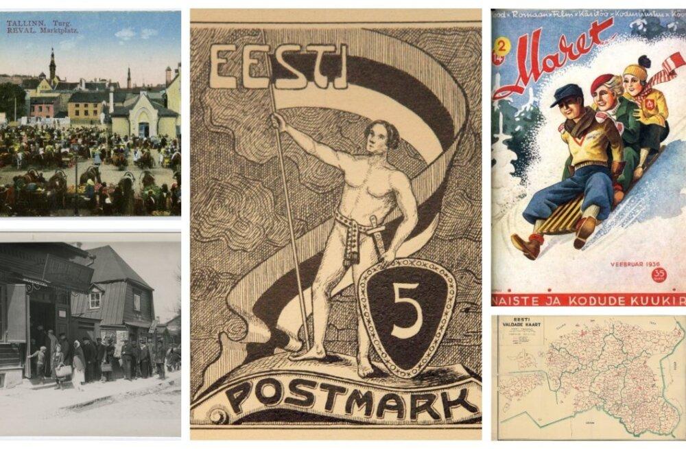 FORTE TEST   EV100, 1. osa: pane end proovile küsimustega Eesti elu kohta aastail 1918-38!