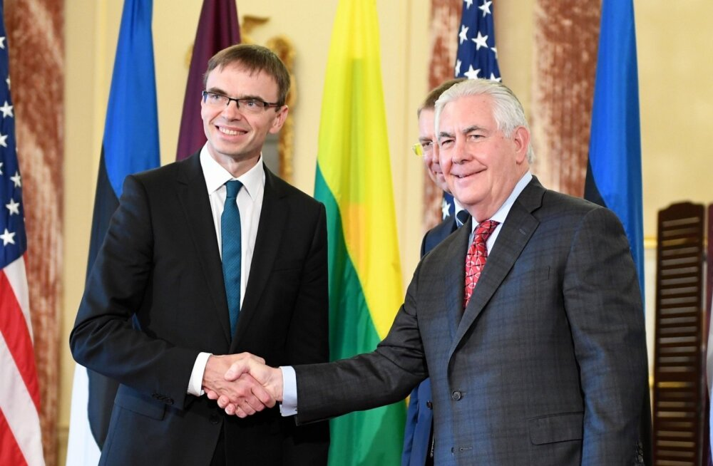 Sven Mikseri sõnul oli tal Rex Tillersoniga hea koostöö, ent USA välisministri vahetumine riikidevahelistele suhetele mõju ei avalda.