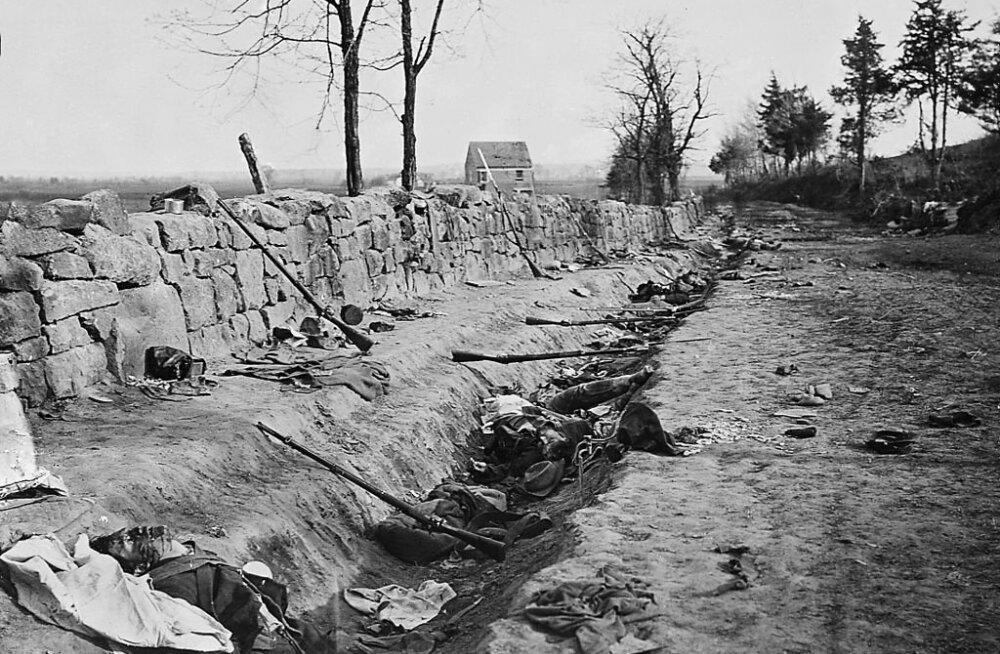 Võidurelvastumine maa all: Ameerika kodusõja õudsemaid uuendusi