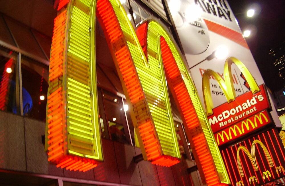 McDonald'si frantsiisivõtjad tahavad surverühma luua