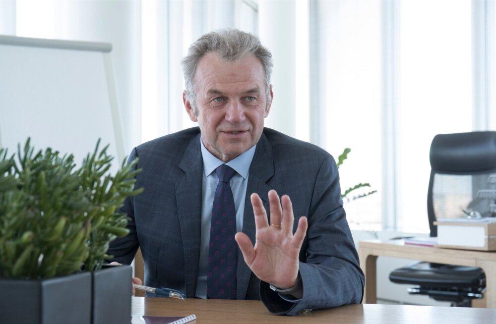 Transiidikeskuse endine juht Erik Laidvee ei olnud ametiühingute seaduse mõistes tööandja.