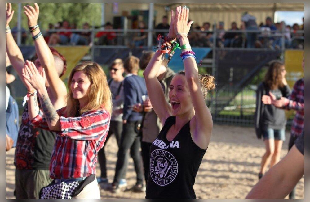 ФОТО и ВИДЕО: Второй день фестиваля Kubana в Риге