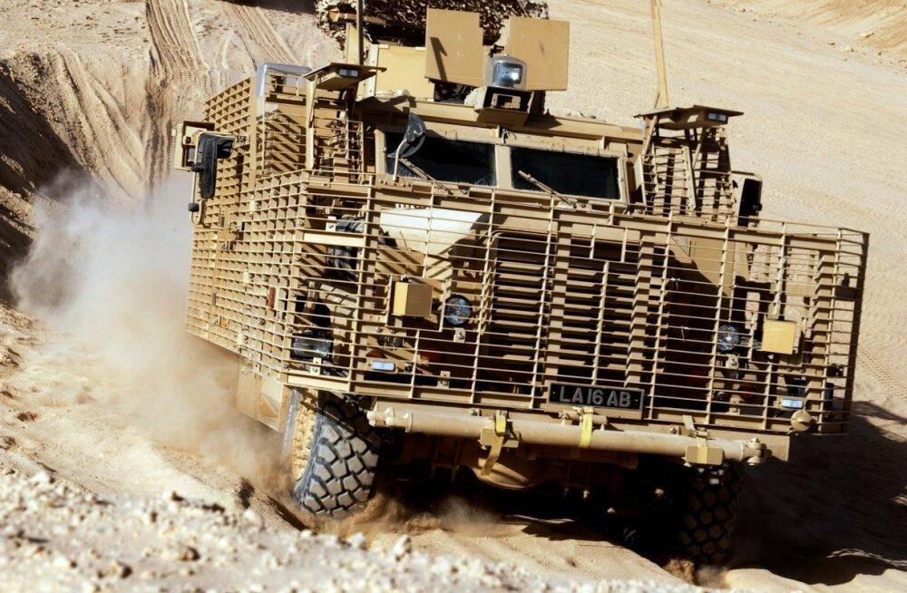 Allikad: Briti logistikaõppus Jordaanias võib olla kuiv trenn vägede saatmiseks Venemaa vastu Ida-Euroopasse