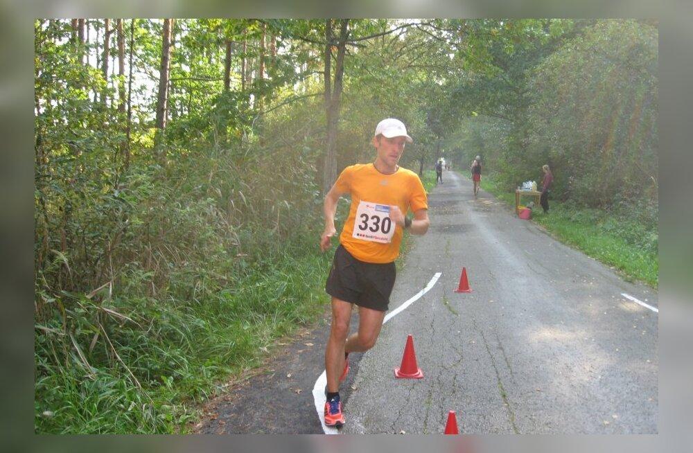 Margus Luik liigub rekordilise meistritiitli suunas