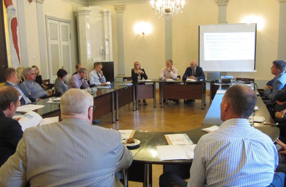 Majandusminister andis Tööandjate Keskliidu volikogul ülevaate bürokraatia vähendamisest