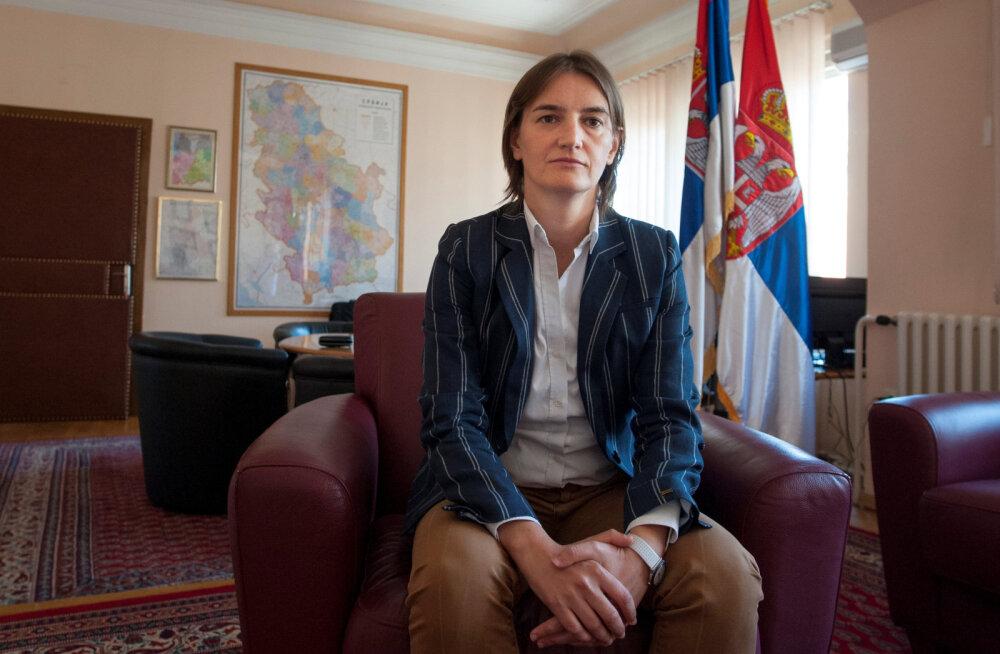 Открытая лесбиянка Ана Брнабич станет премьером Сербии