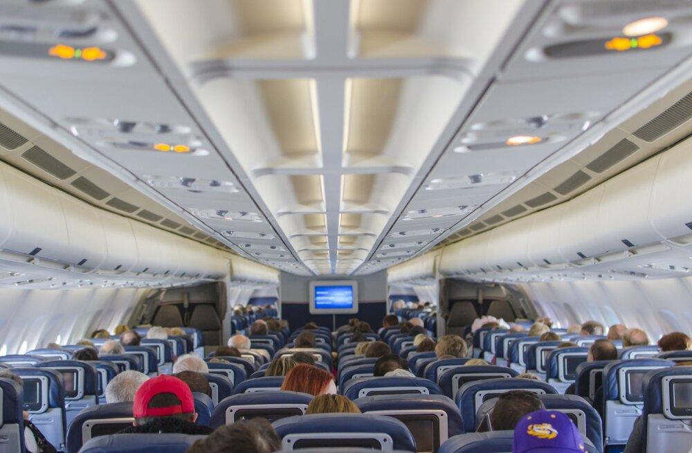 ÜLLATUS | Kas sina tead, milline on lennuki kõige räpasem osa?