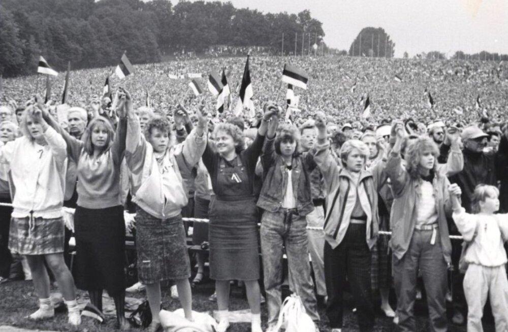 Eestimaa laul 11.9.1988
