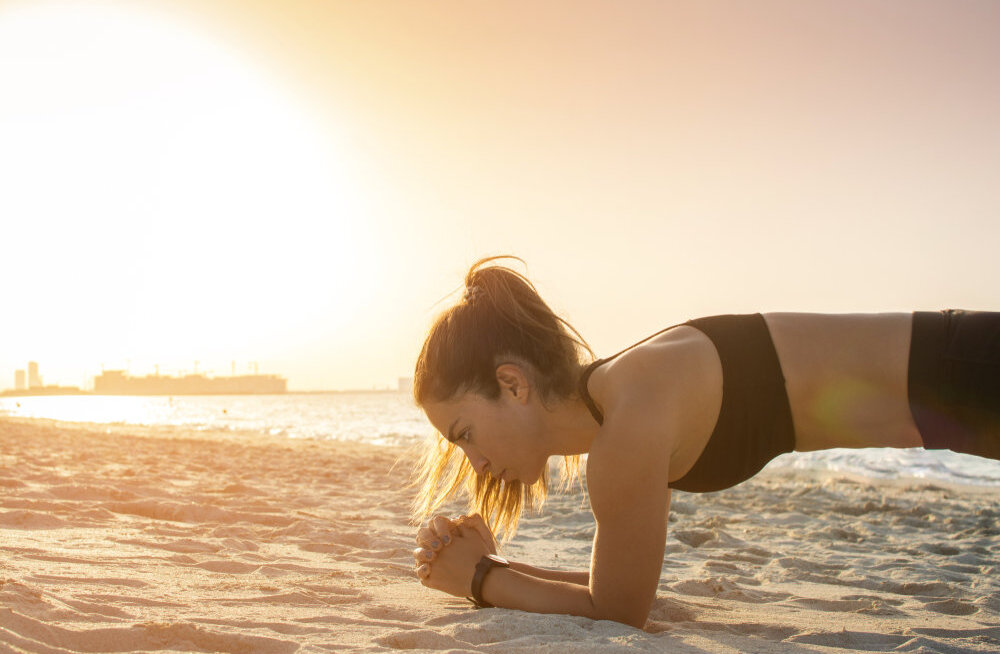 Mida peaks silmas pidama randa sportima minnes?