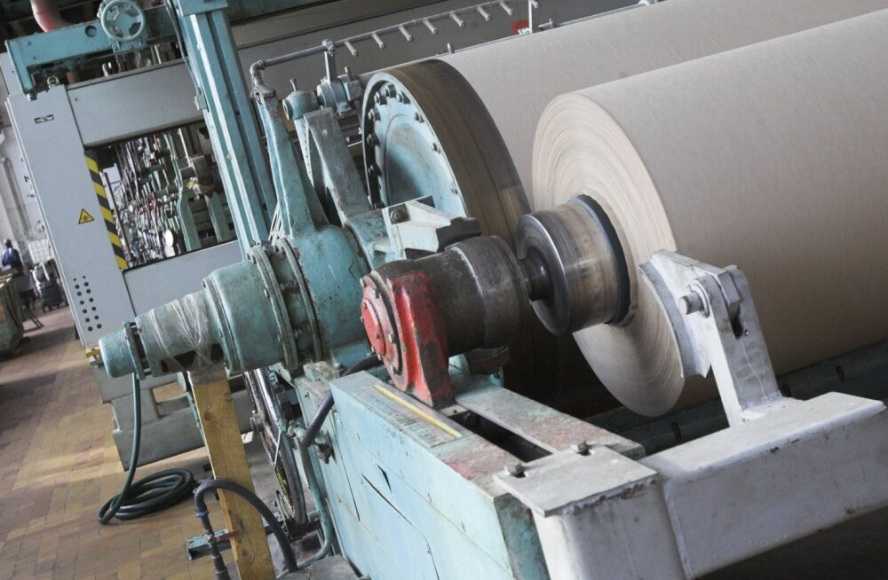 Horizon plaanib Kehrasse soetada uue paberiliini, sest tselluloosi suudetakse praegu toota rohkem, kui paberitsehh jõuab vastu võtta.