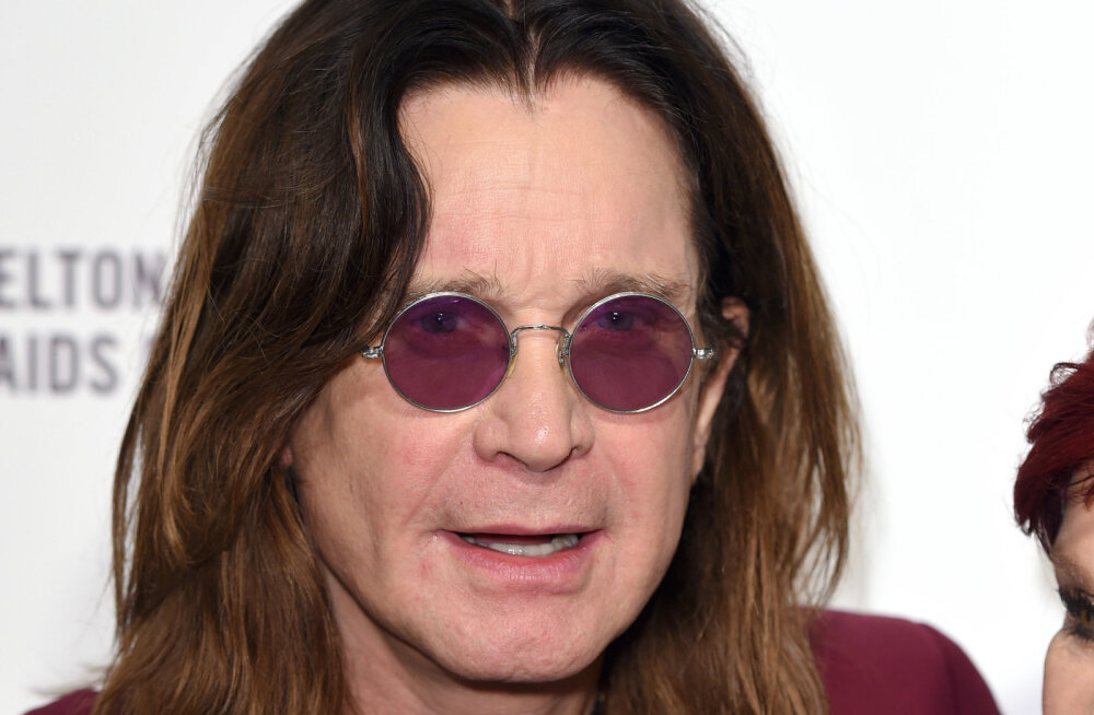 Ozzy Osbourne viidi haiglasse