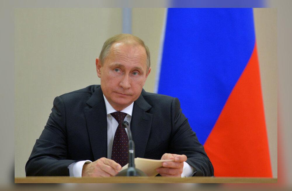 Putini oligarhidest sõbrad on kaotanud veerandi oma varast