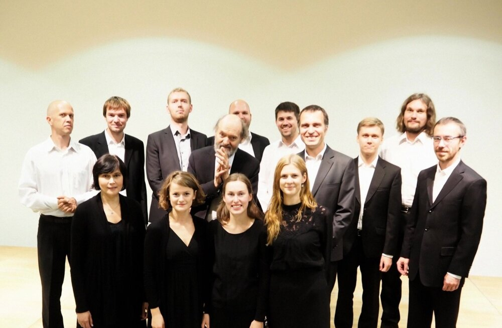 Euroradio ühissarjades on teiste Eesti paremate muusikute seas osalenud ka Vox Clamantis.