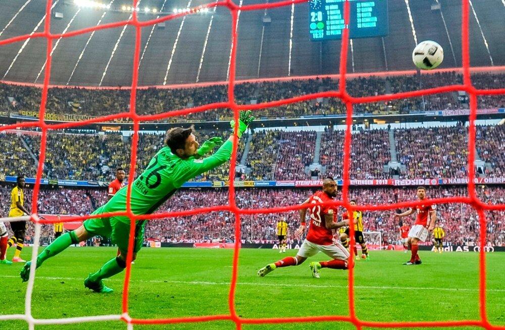 Bayern vs Borussia Dortmund