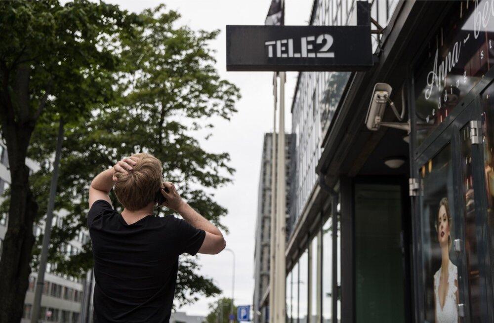 Tele2 tunnistas, et juhtus eksitus, ja lubas kliendile ebameeldivused kompenseerida.