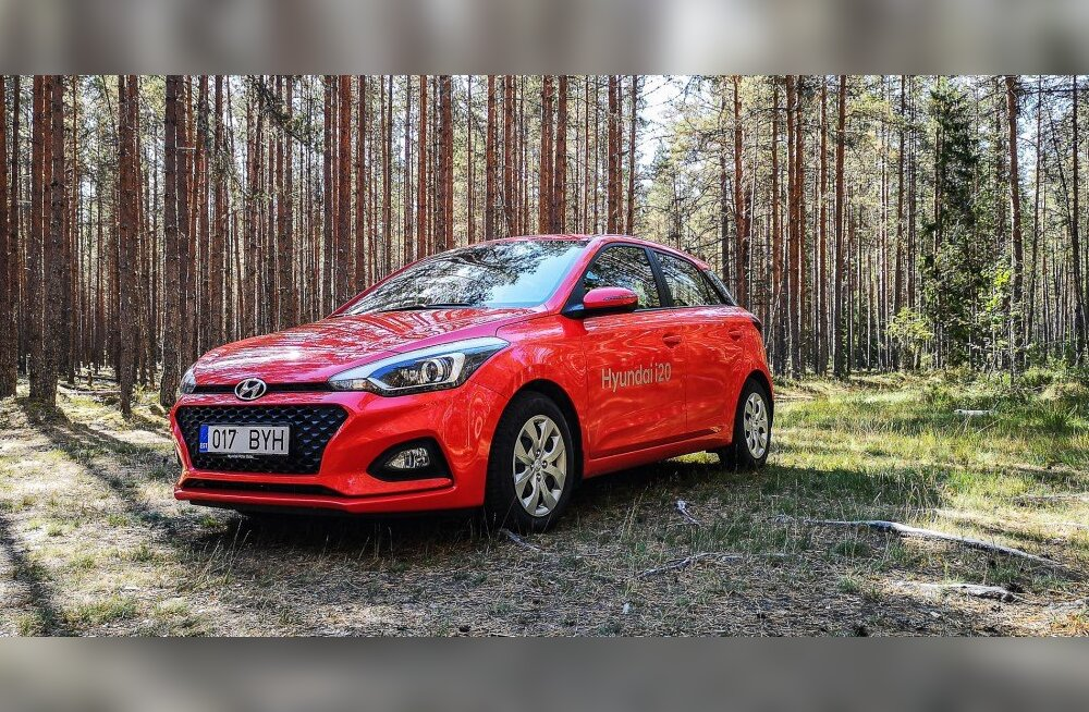 AUTOTEST   Värskendatud Hyundai i20: pisikesed parandused tegid hea paremaks