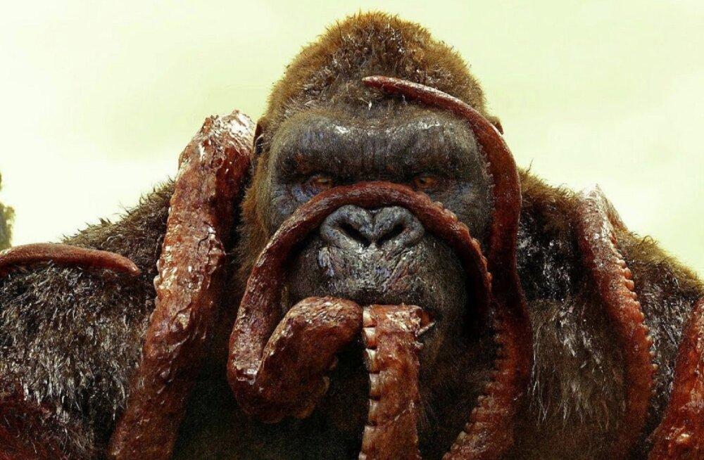 """Kas teadsid, kuidas sündis esimese """"King Kongi"""" filmi idee?"""