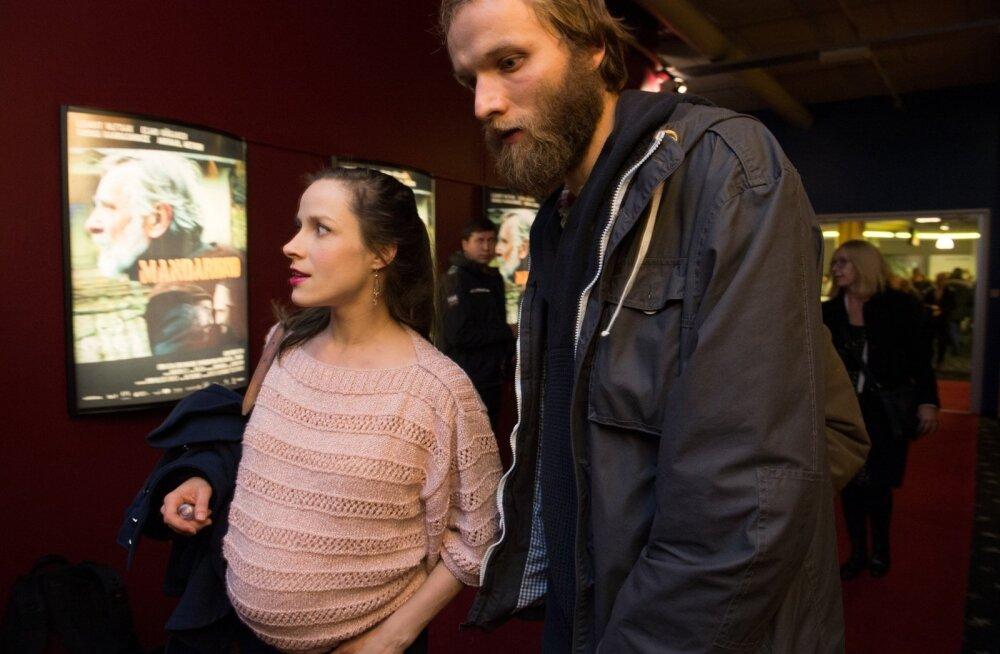 Ott Aardam ja Laura Peterson 2013