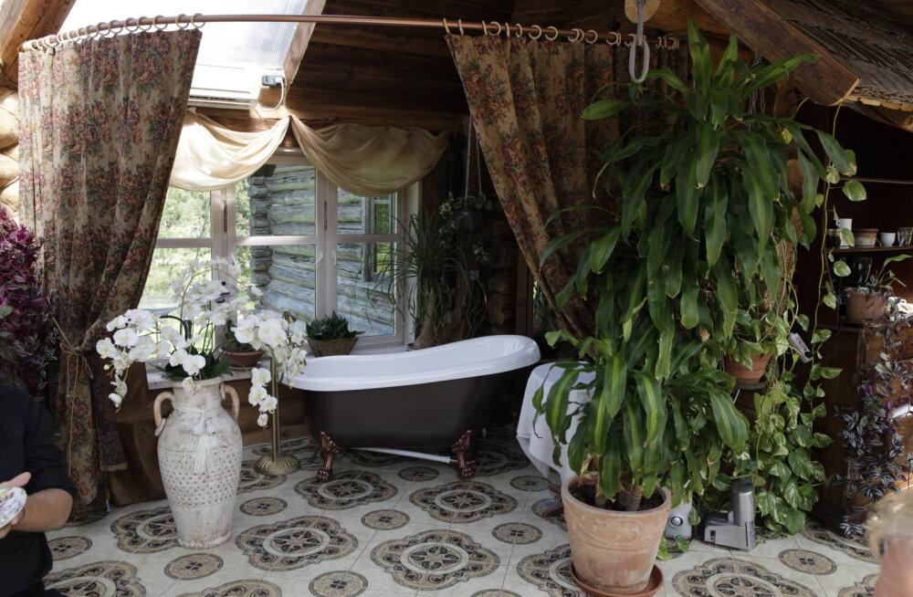 Uudista! Kõigi aegade kaunimad ja leidlikumalt sisustatud vannitoad Eesti maakodudes