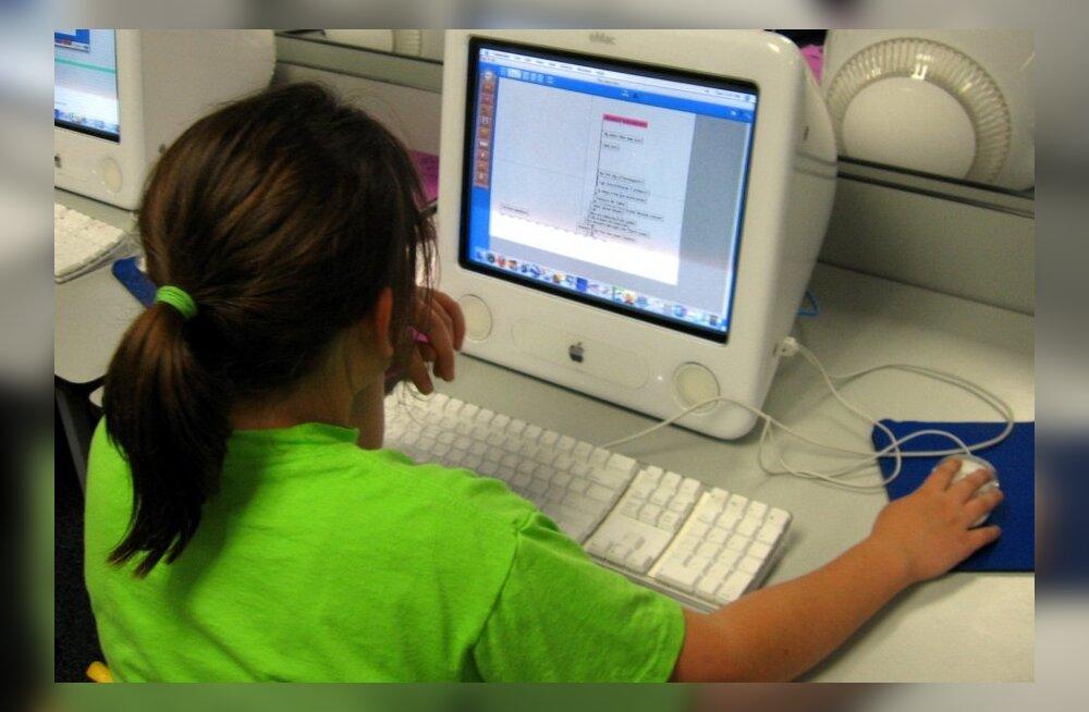 Eesti lapsed on Internetis ühed ohustatumad Euroopas!