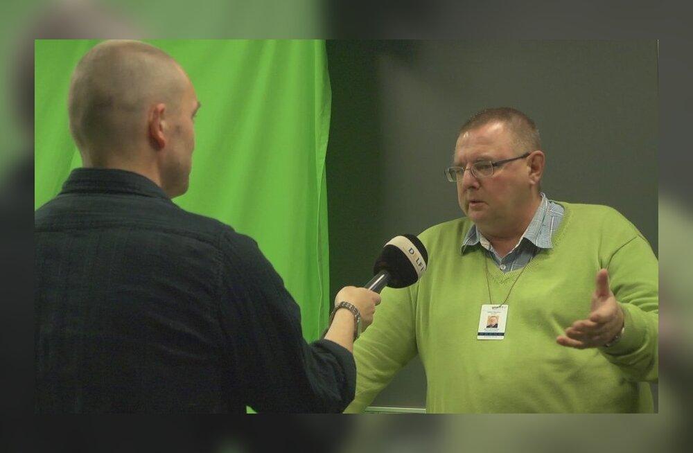 Tallinna TV peatoimetaja kuulutas lehtedele sõja: teile antud armuaeg on läbi!