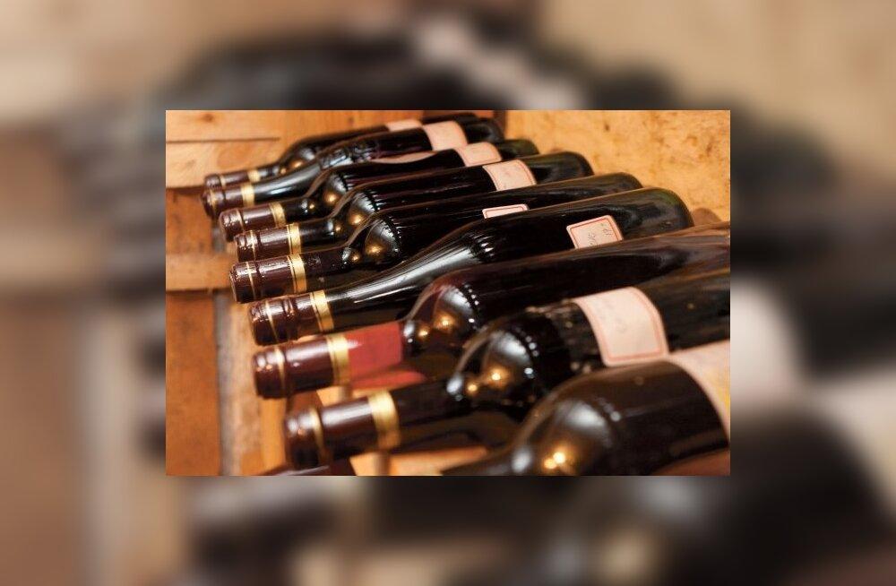 Koduveini pudeldamine ja säilitamine