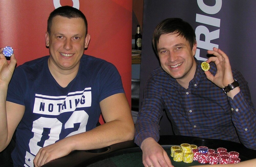 Jaan Vasser ja Marko Liblik