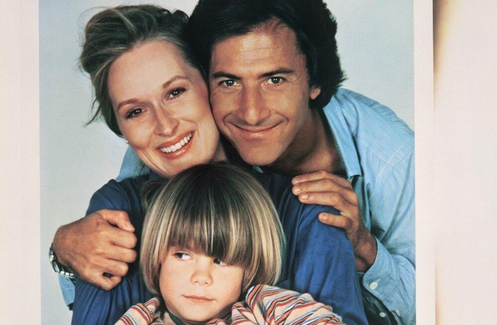 Meryl Streepi ja Dustin Hoffmani kõrval teeb silmapaistva rolli ka seitsmeaastane Justin Henry.