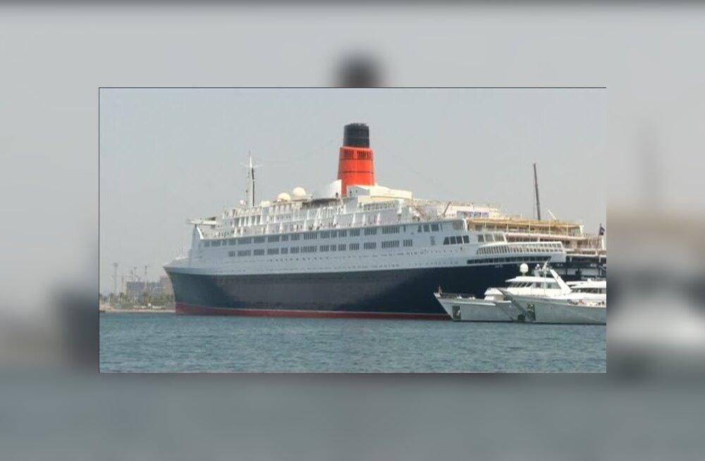 Знаменитый британский лайнер стал 5-звездочным отелем