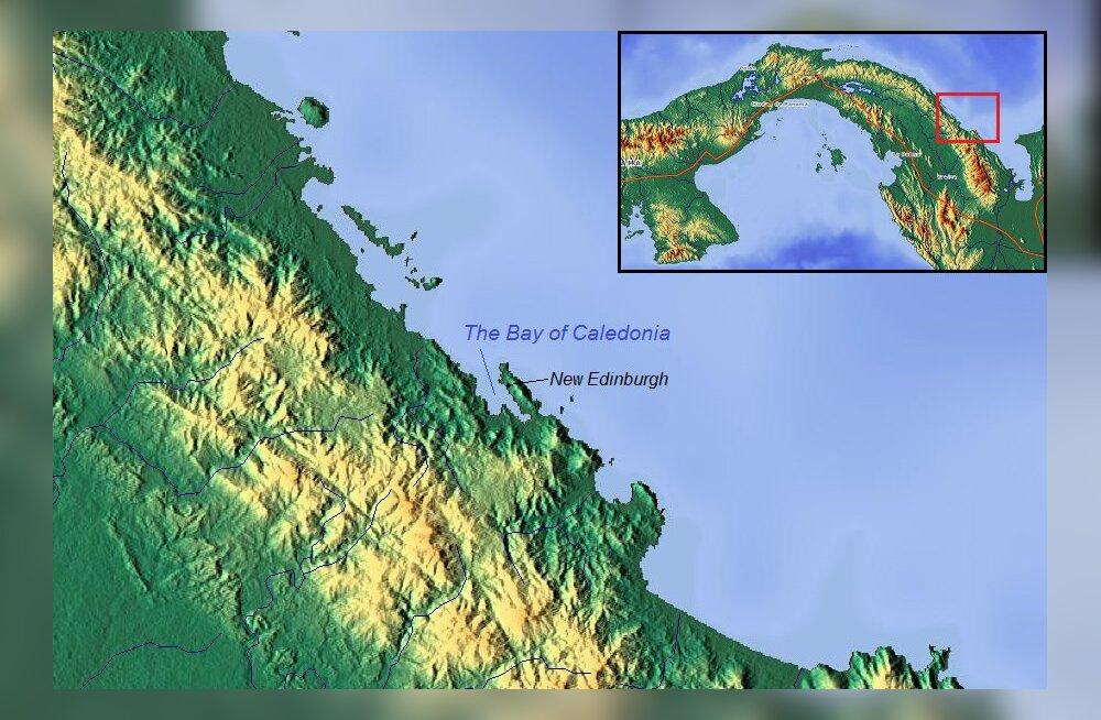 Darieni skeem ehk kuidas Šoti riik pool oma rahast Panama koloonia alla pani ja sellest ilma jäi