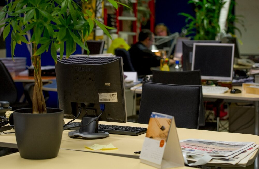 Как выжить в офисе в новом году: готовимся