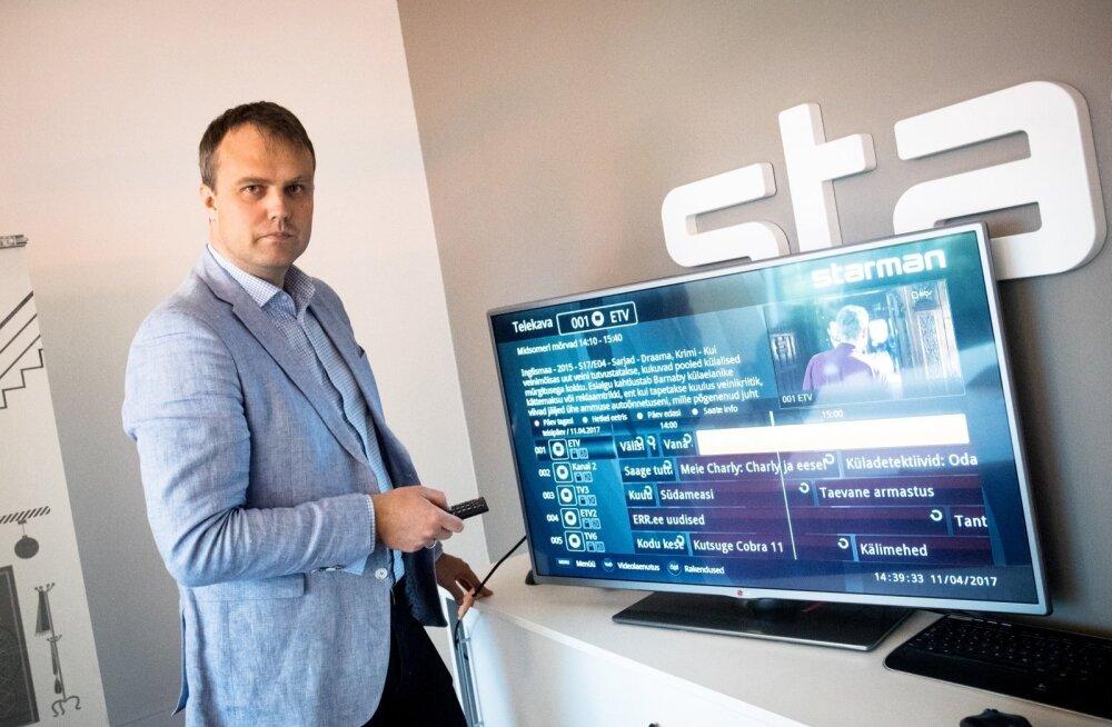 Starmani juhi Toomas Tiiveli arvates on tuleviku teleteenus võrreldav meediakeskusega, kus on väga palju erinevaid teenuseid, aga võimalik et ka reklaami.