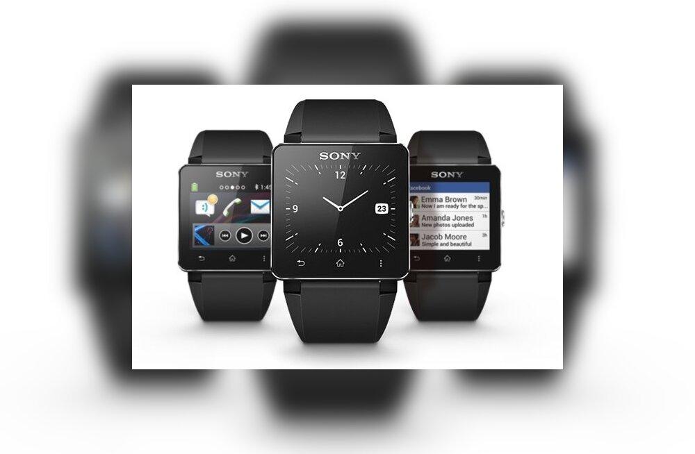 Sony uus nutikell: veel üks ekraan su keha peal