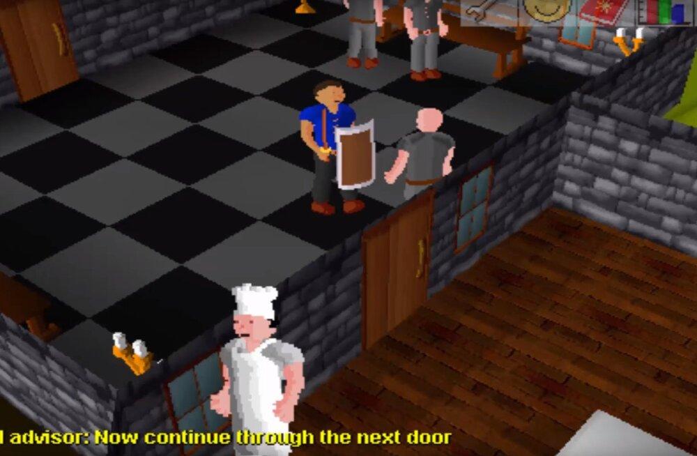 Legendaarset arvutimängu ei suletud õigeaegselt, et üks pühendunud mängija saaks mänguülesande lõpuni täita